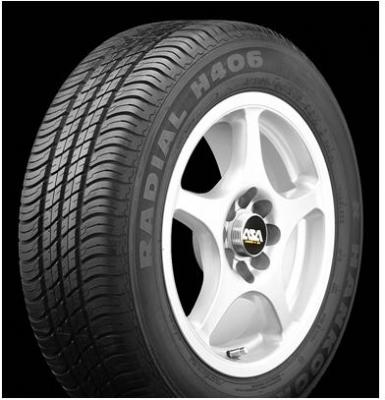 Radial H406 Tires